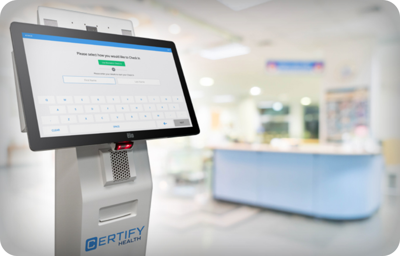 CERTIFY Health Partners With Elo to Improve Patient Check-in